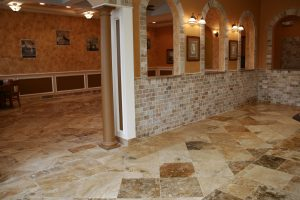 18x18, 3x6 Cappadocia Travertine Tiles