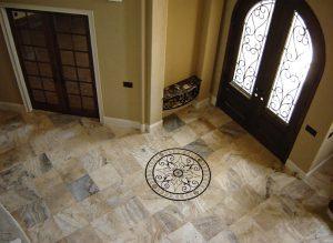 18x18 Cappadocia Filled-Honed Travertine Tile